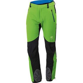 Karpos Express 300 Pants Men apple green/dark grey